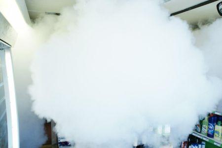 générateur brouillard